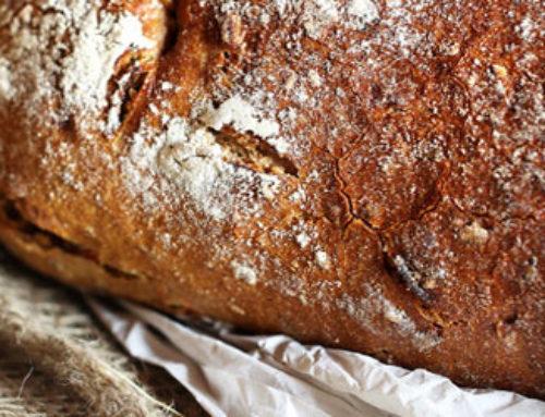 Horchata bread