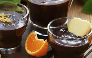 Natillas de chocolate caseras