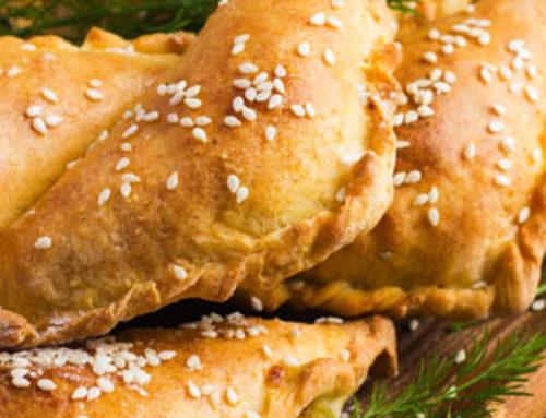 Horchata pasties