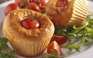 muffins salados Costa Bebida de Avena