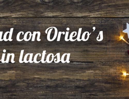 Navidad con Orielo's y sin Lactosa