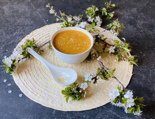 Sopa de Cebolla y Calabaza